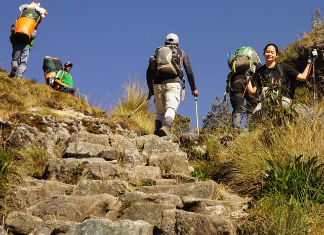 Difficulty Level of Inca Trail One Day To Machu Picchu