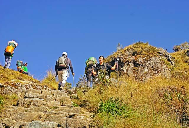Inca Trail 2 day - Machu Picchu Hiking Tours