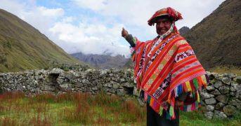 last Inca Communities on Lares Trek