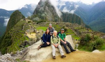 Machu Picchu Walking tour on Inca Trail