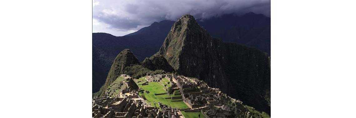 Great trip of Inca Trail to Machu Picchu - One Day!