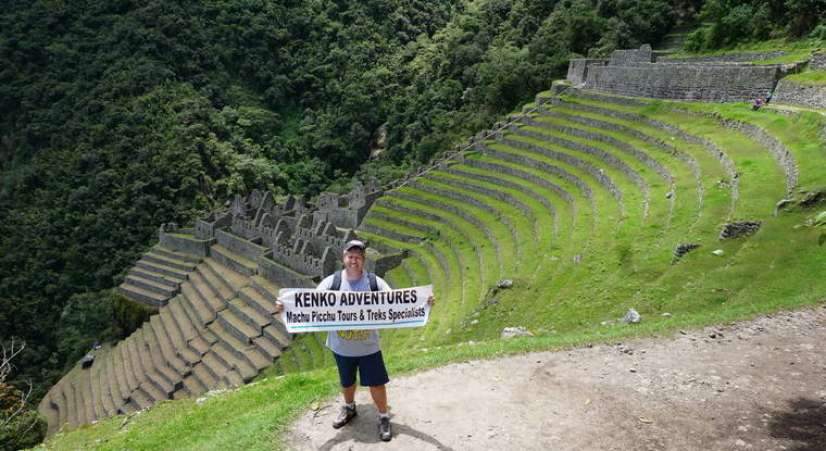 dab886a1f2f 1 Day Inca Trail Hike to Machu Picchu. The new trek for an ...
