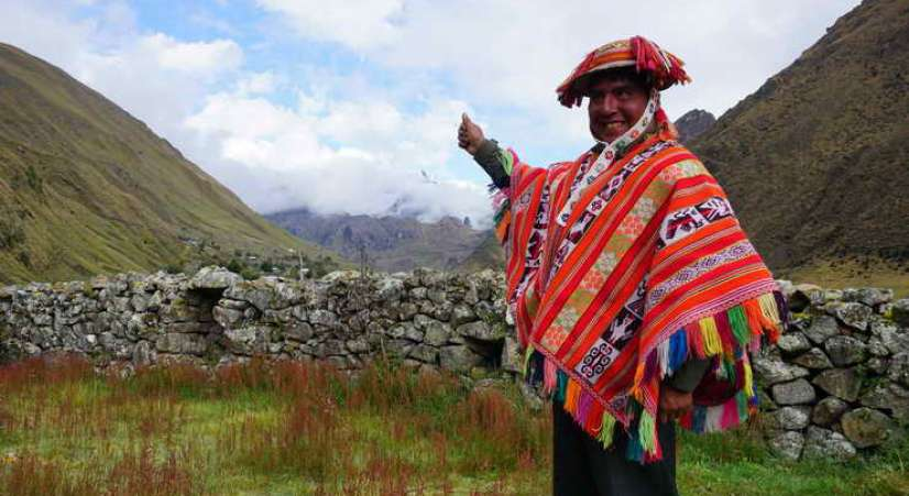 last Inca Communities on Lares Trek