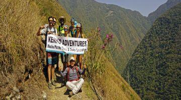 Hiking the Inca Trail 2 days to Machu Picchu