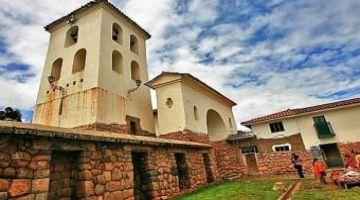 Sacred Valley church