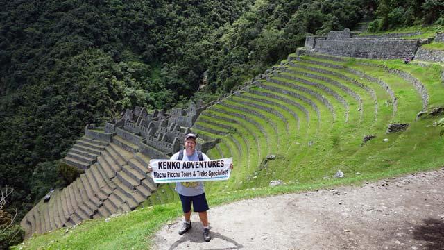 Inca Trail One Day to Machu Picchu - Wiñayhuayna